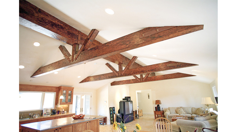 custom box beams