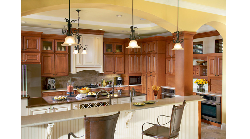Timberlake options for Kitchen cabinets quality levels