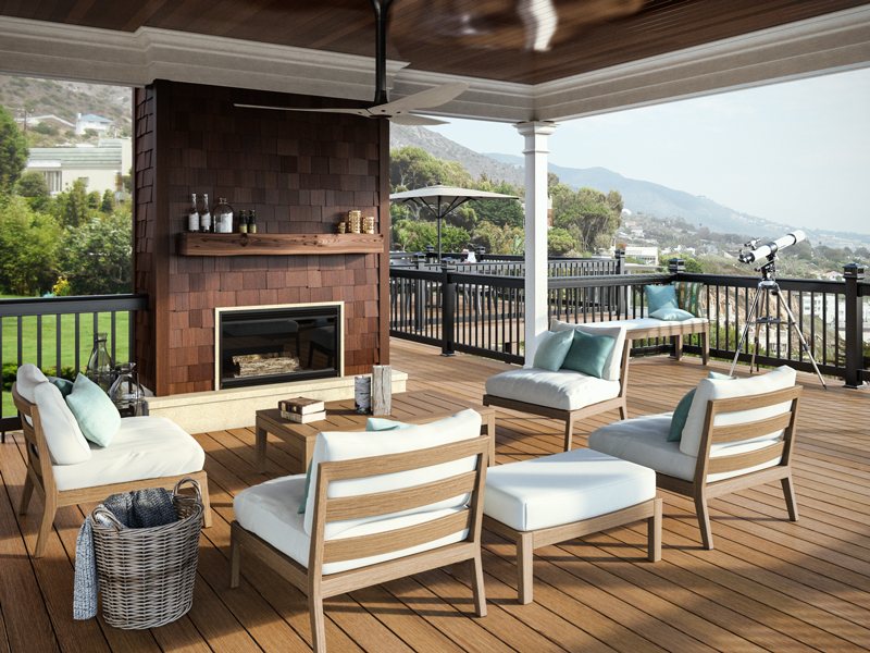 Luxury Decks: 6 Design Trends to Follow